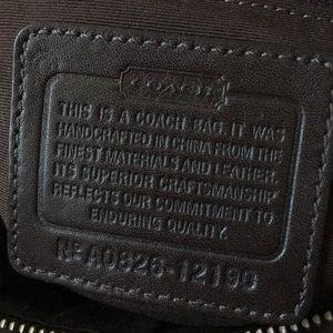 Coach Bags - Authentic Small/Medium COACH Purse/Bag